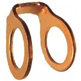 Double copper washers