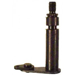Accelerator starter shafts